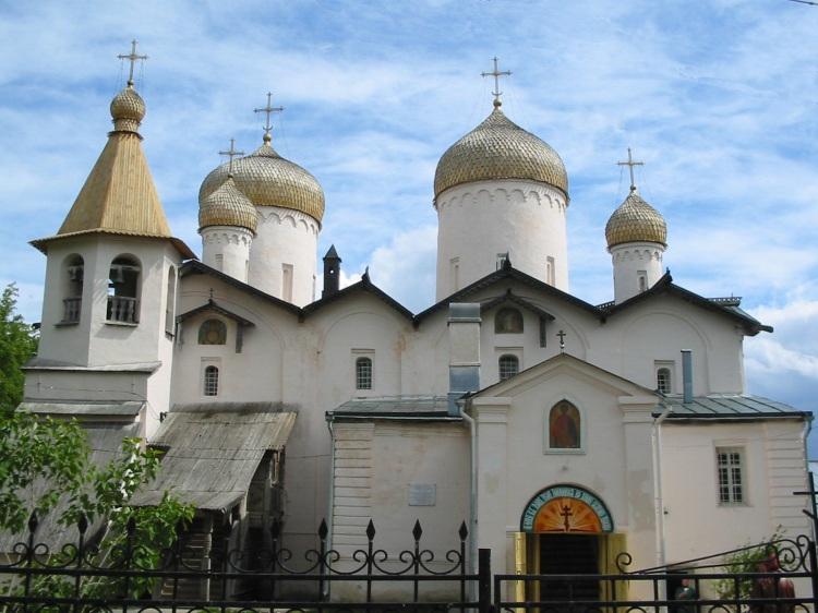 Сдвоенная церковь