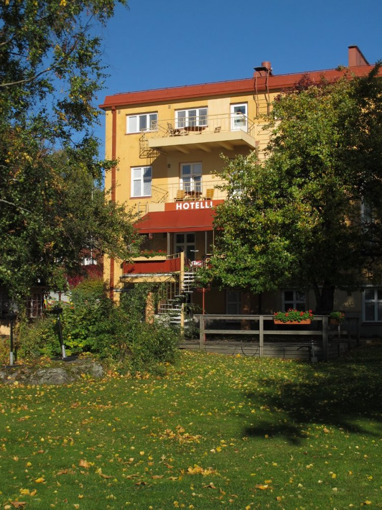 Гостиница оригинального дизайна