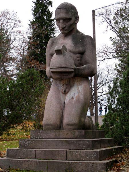 Финская скульптура