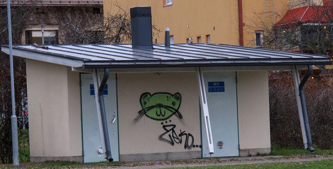 Зеленый зверь