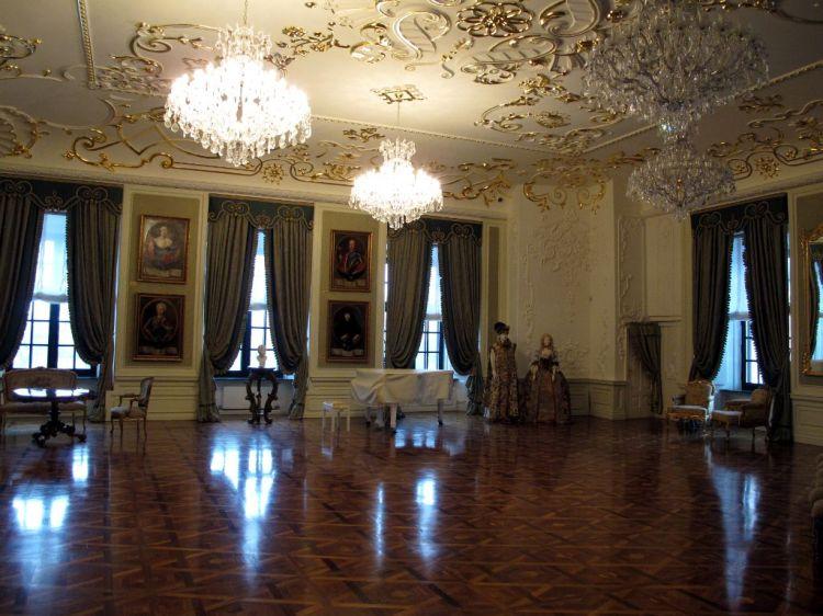 Бальная зала