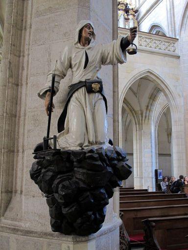 Скульптура в соборе