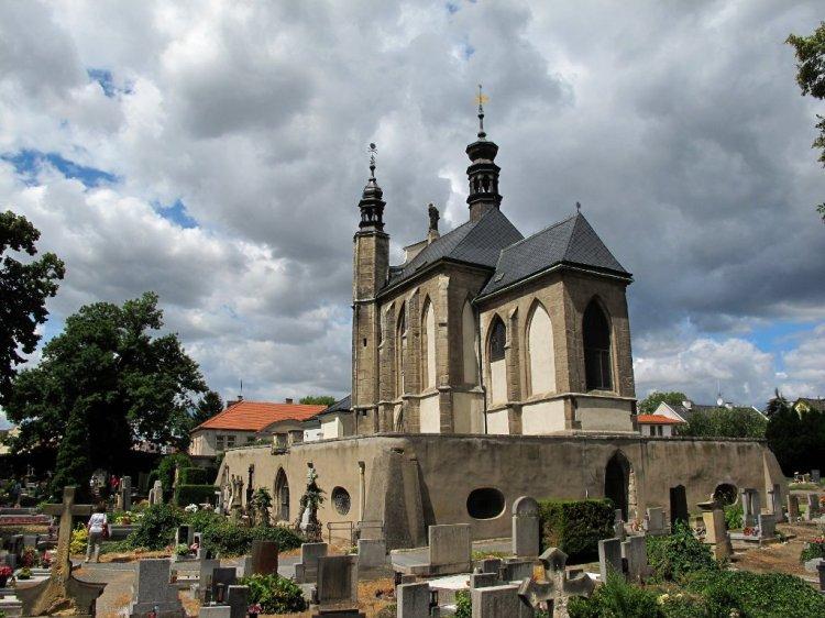 Костница и кладбище