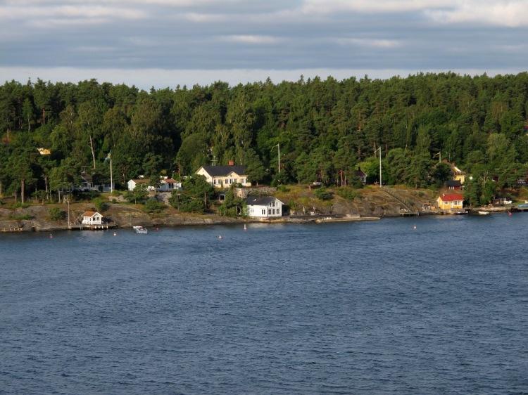 Острова и дома