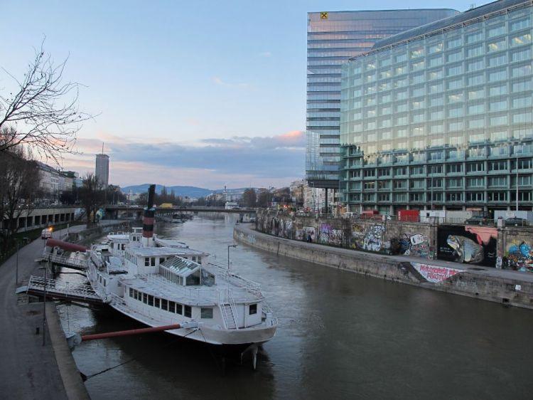 Дунай канал
