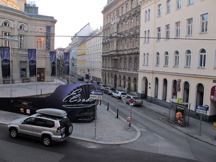 Вид из гостиницы