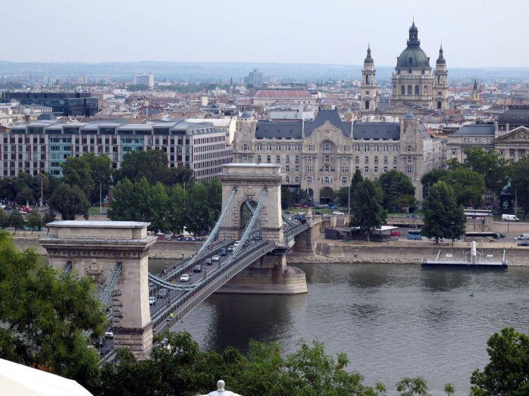Мост Сечени