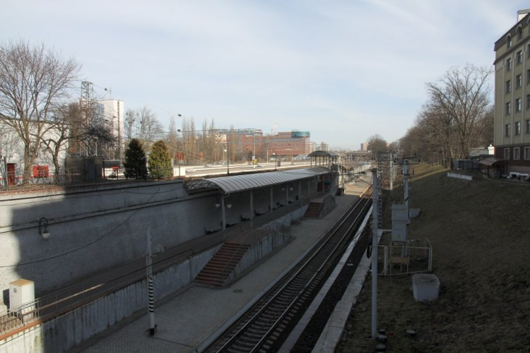 Станция у Северного вокзала
