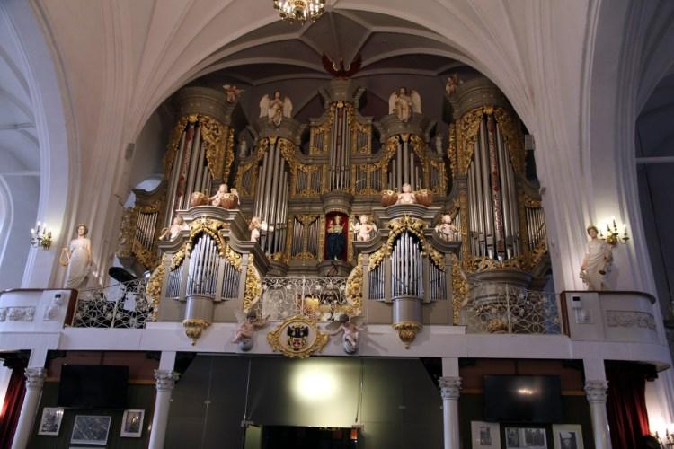 Орган домского собора