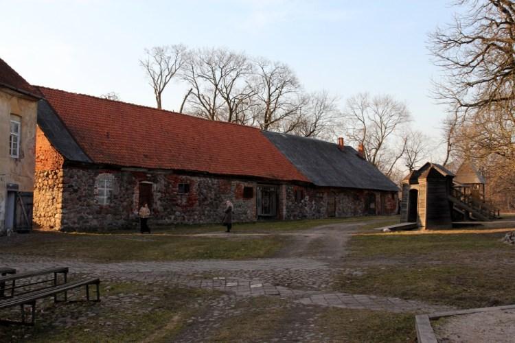 Дома Инстербурга