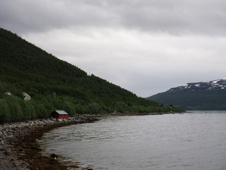 Дом рыбака