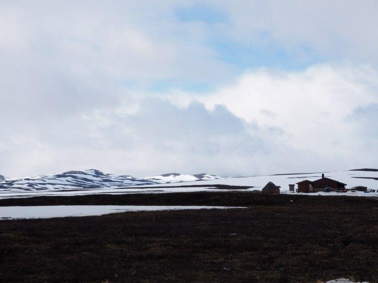 Дом оленевода
