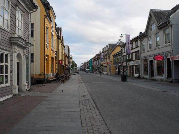 Типичная улица