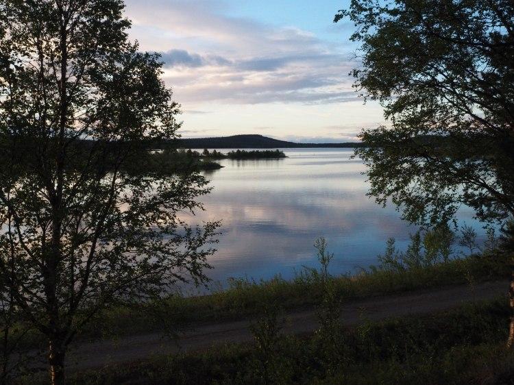 Озеро. 2 ночи.
