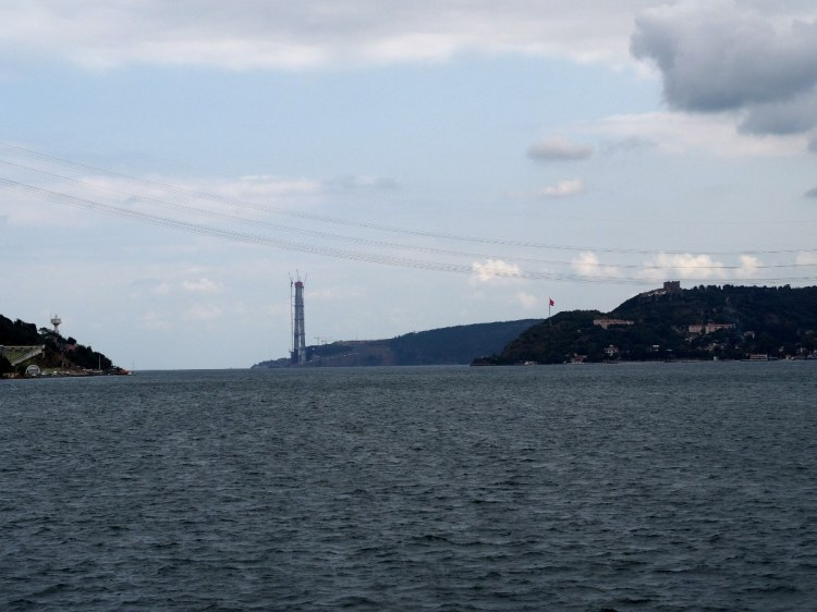 Выход в Чёрное море