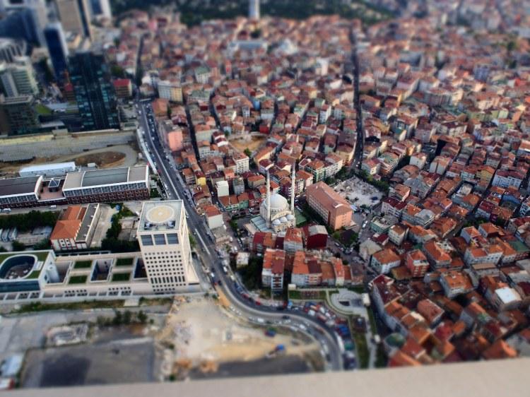 Игрушечный Стамбул