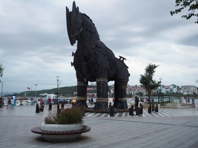 Конь. Из фильма