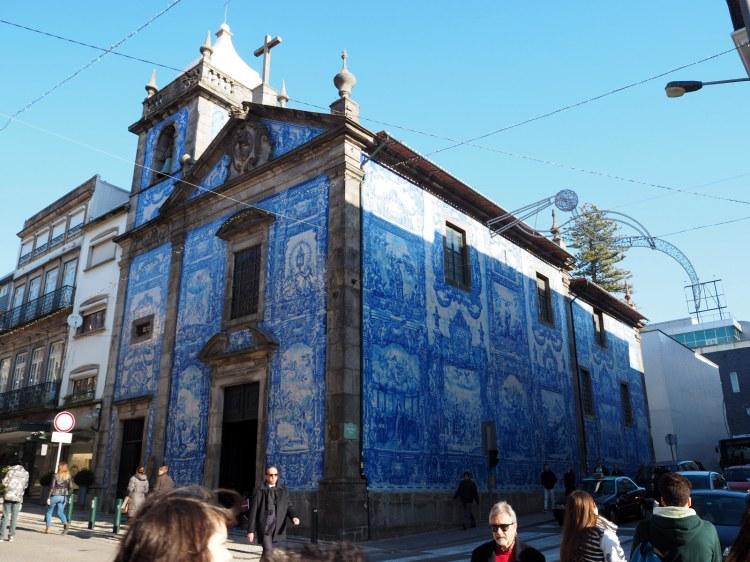 Церковь в азулежу
